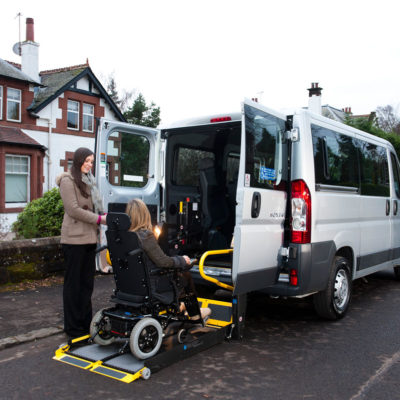 New Wheelchair Accessible Vehicle Sales