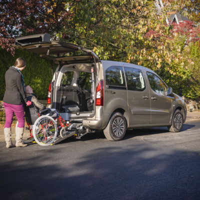 Accessible Vehicle Hire