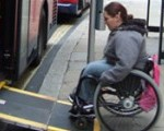 Wheelchair accessible buses
