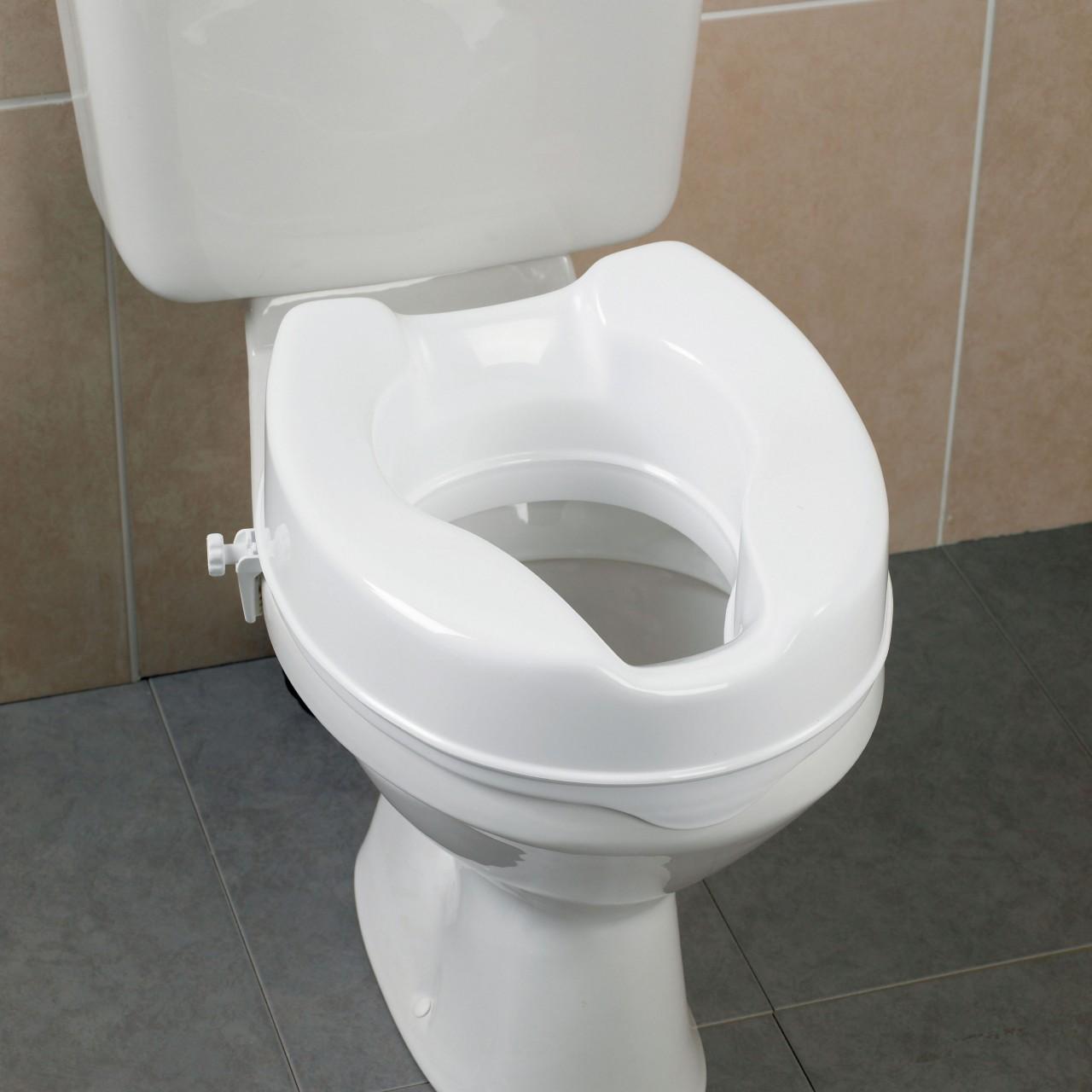 Raised Savannah Toilet Seat Toilet Aids Mobility Solutions