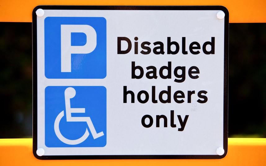 disabled badge 2526884k