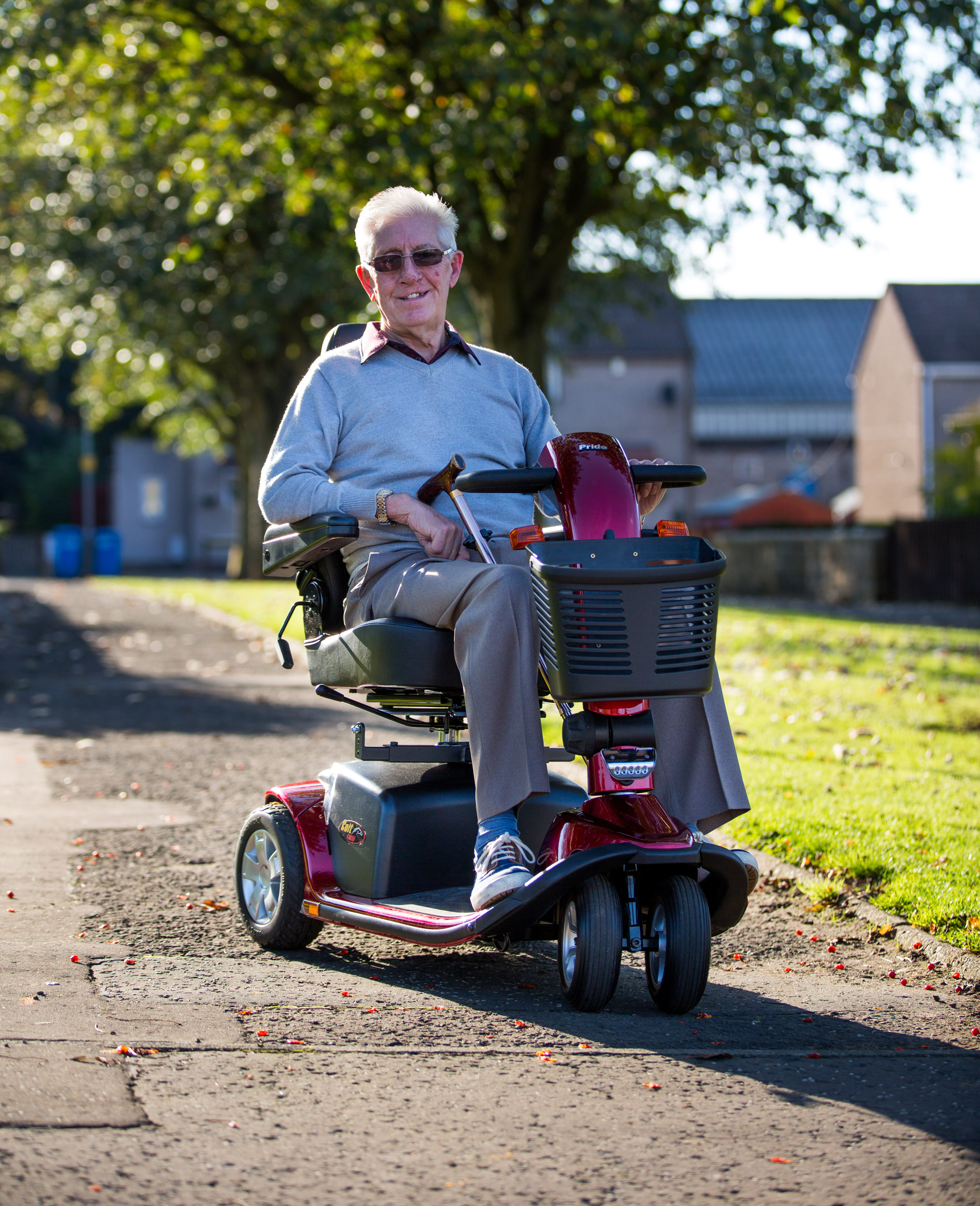 New wheelchair scooter hire service mobility solutions for Motorized scooters for elderly