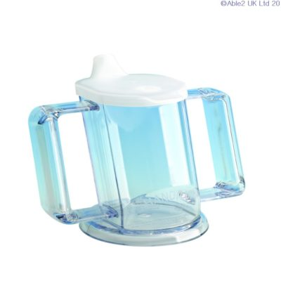 HandyCup - Clear + Lid