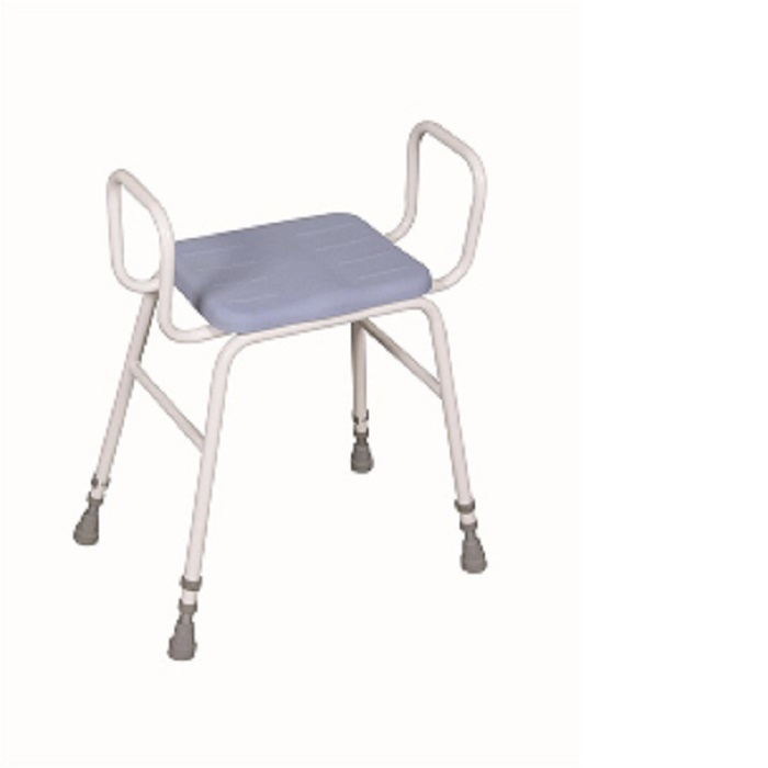 Adjustable Height Perching Stool Mobility Solutions