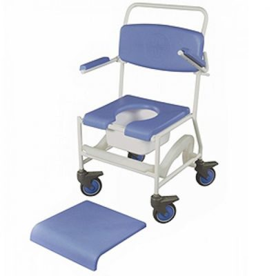 Uppingham Mobile Commode Shower Chair