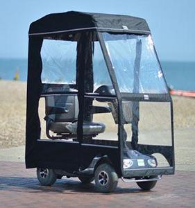 Simplantex scooter canopy