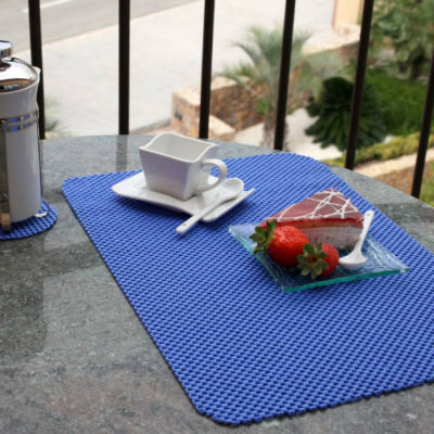 StayPut Non-Slip Fabric Tablemat
