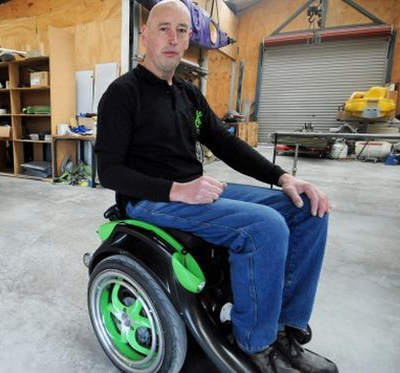 Inventor Does Wheelchairs The Seg Way Mobility Solutions