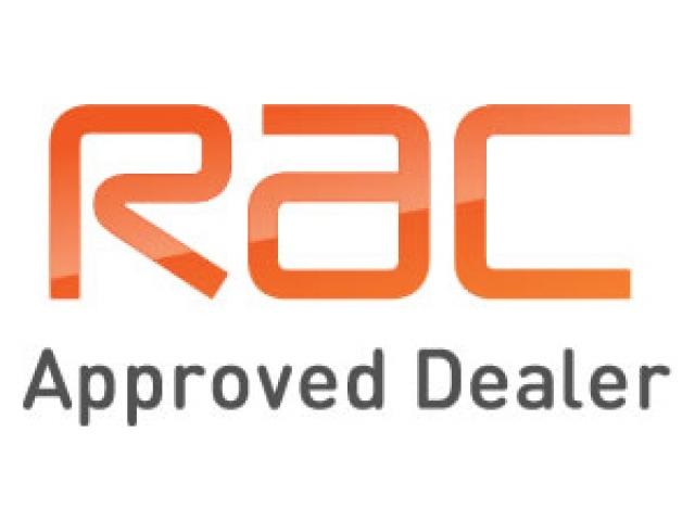 RAC Approved Dealer