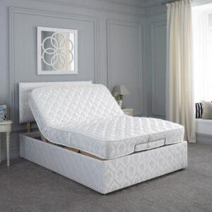 Miraculous Adjustamatic Adjustable Ottoman Bed Mobility Solutions Beatyapartments Chair Design Images Beatyapartmentscom