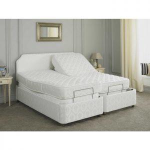 Enjoyable Adjustamatic Adjustable Ottoman Bed Mobility Solutions Beatyapartments Chair Design Images Beatyapartmentscom