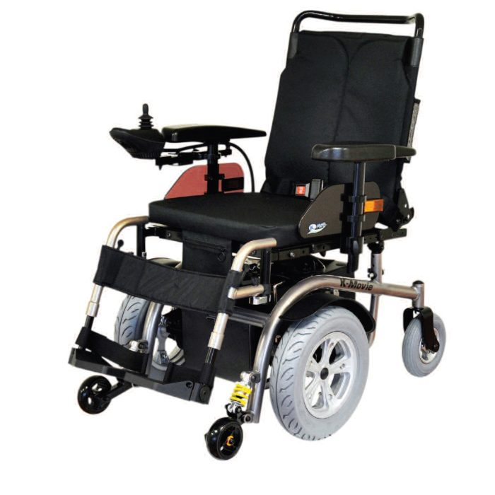 K Movie Powerchair Mobility Solutions