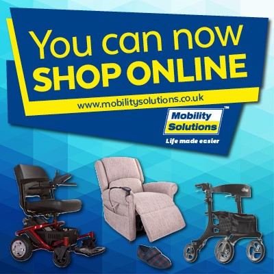 shop online with mobility solutions