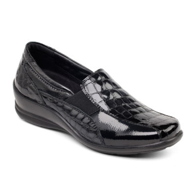 padders skye black croc