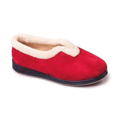 Soft, Wide Fitting Comfortable Slippers
