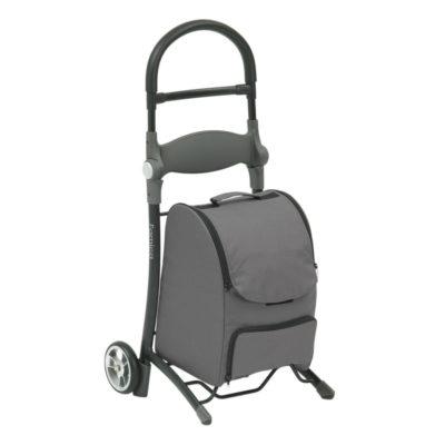 STS010 Shopping Trolley Grey 3012