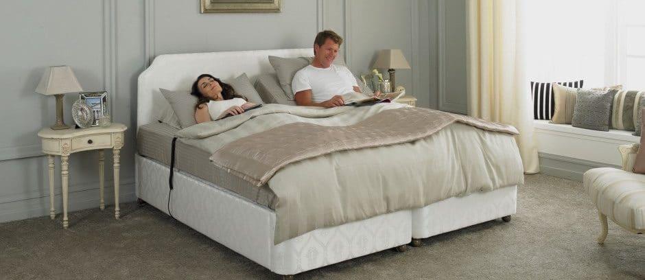 Adjustamatic bed image