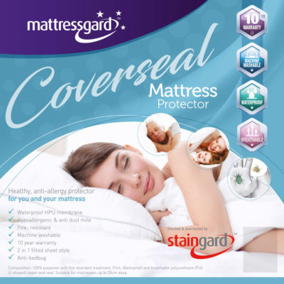 Mattressgard Coverseal Mattress Protector