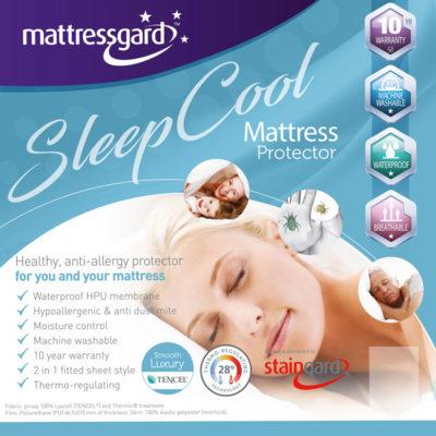 Mattressgard Sleep Cool Mattress Protetctor