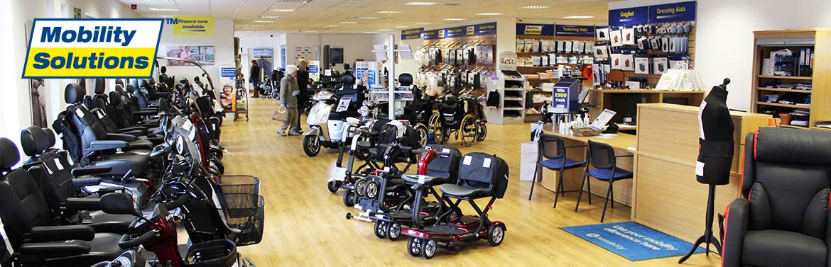 Mobility Solutions Showroom