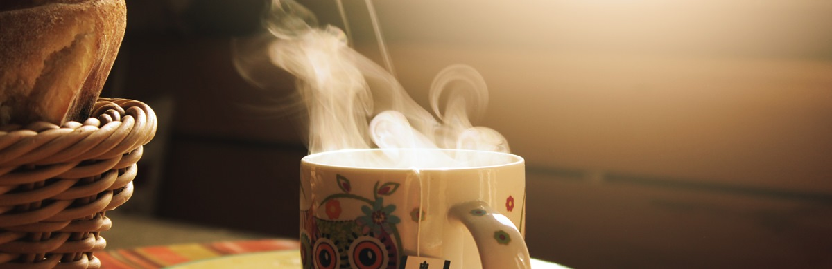 warming cuppa