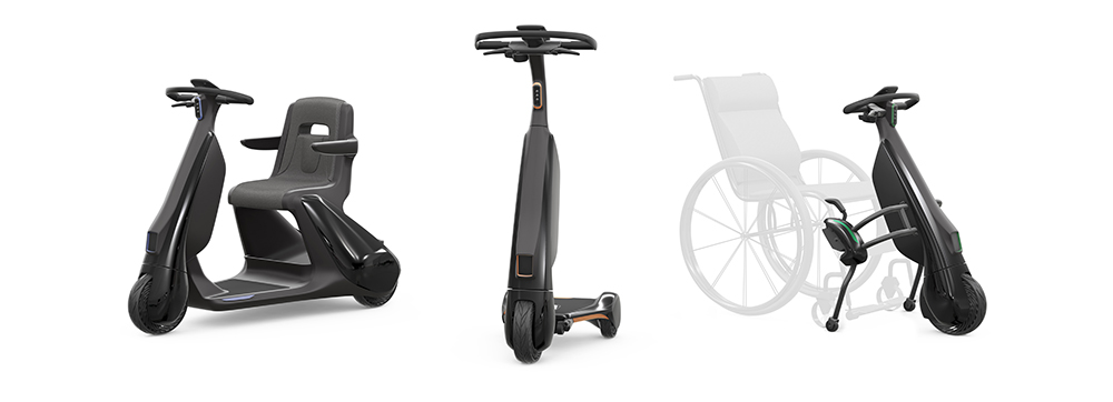 Toyota new mobility products